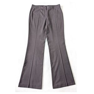 TAHARI Gray Trouser Pants Size 6